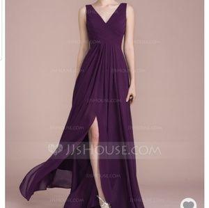 Dresses & Skirts - JJ's House Grape Bridesmaids Dress